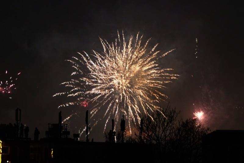 Frohes neues Jahr! Wir sind wieder da!